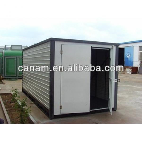 CANAM- insulated flatpack prefab container cabins #1 image