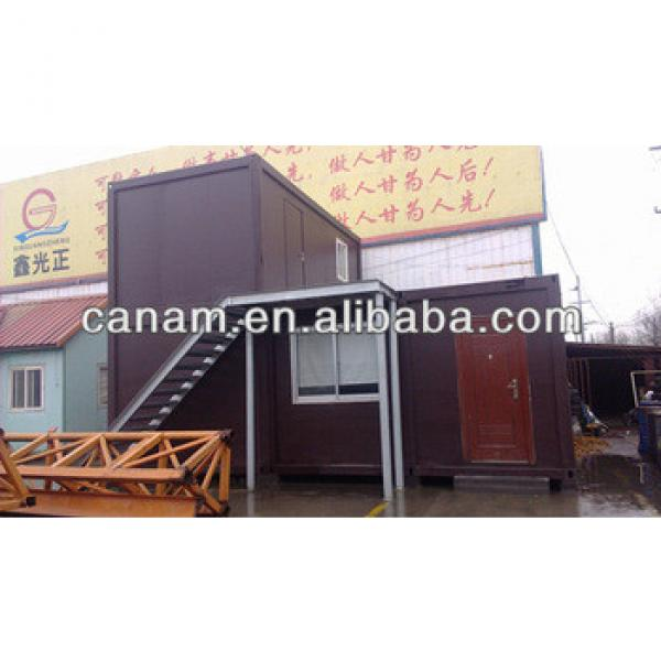 CANAM- ISO 9001 certificated portable modular container office #1 image