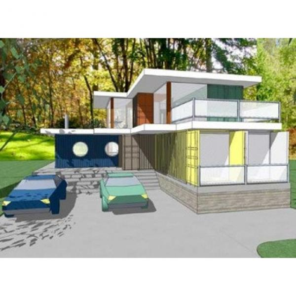 CANAM- Modular House for Camp portable building mobile building #1 image