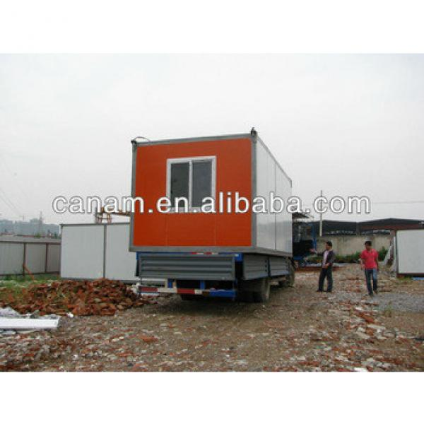 CANAM- Prefabricated Foldable Ship Container Homes #1 image