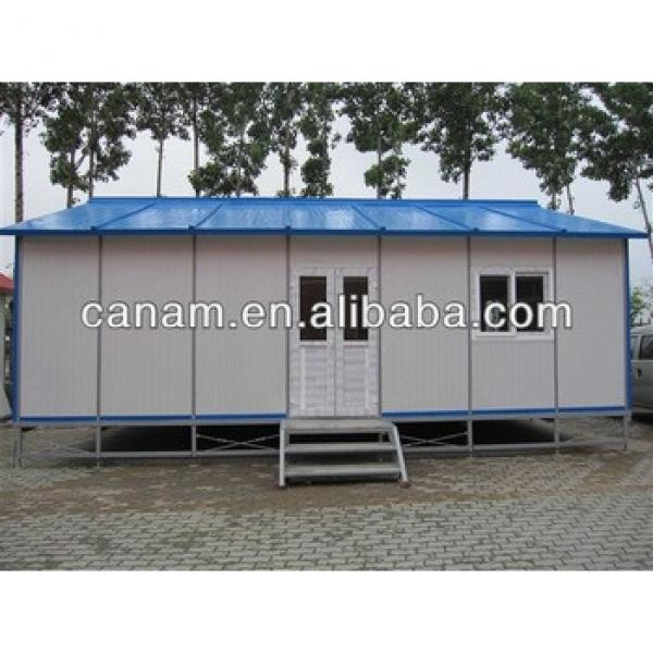 CANAM- prefabricated container school building #1 image