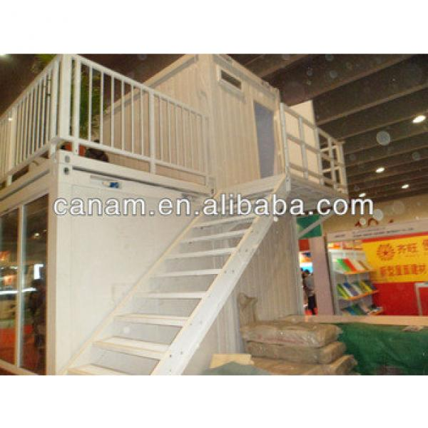 canam-Light Prefabricated 40ft Container Office #1 image