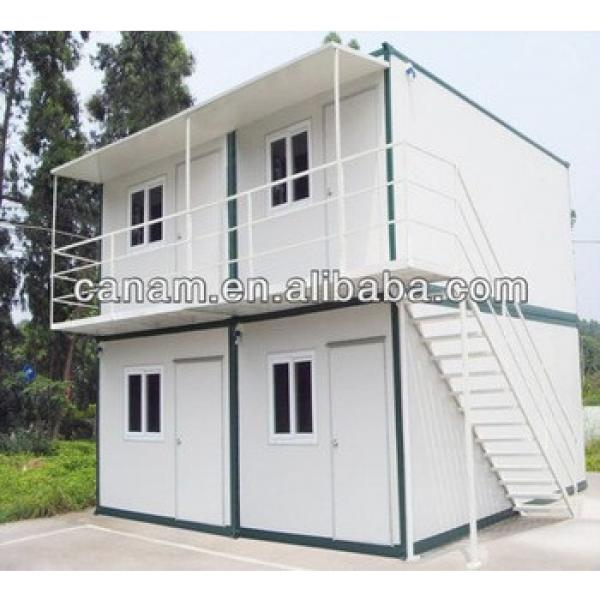 CANAM- Two-storey Prefab Container Building Used as School / Dormitory / Hospital #1 image