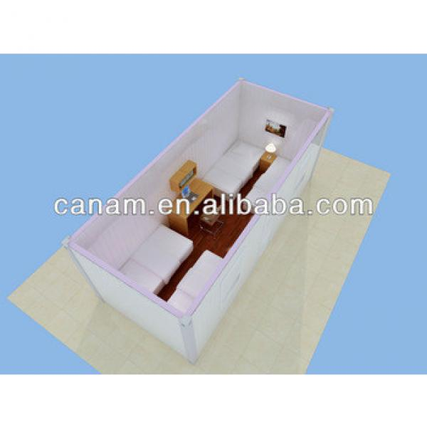 CANAM- ecomomic mobile prefab container coffee shop design #1 image