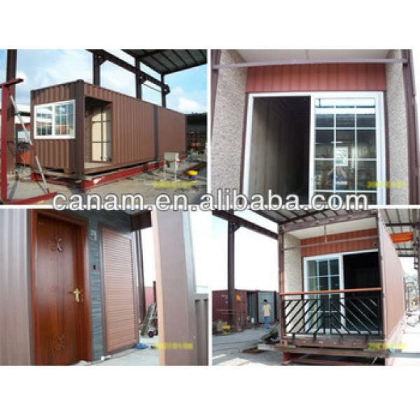 Canam- container house/dormitory /cabin/villa/office/toilet #1 image