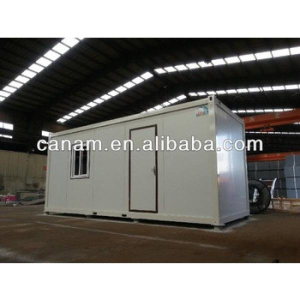 CANAM- BV certified turn key prefab container home #1 image