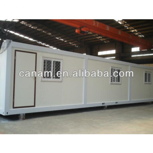 CANAM- Hight Quality Prefab Living Container House #1 image