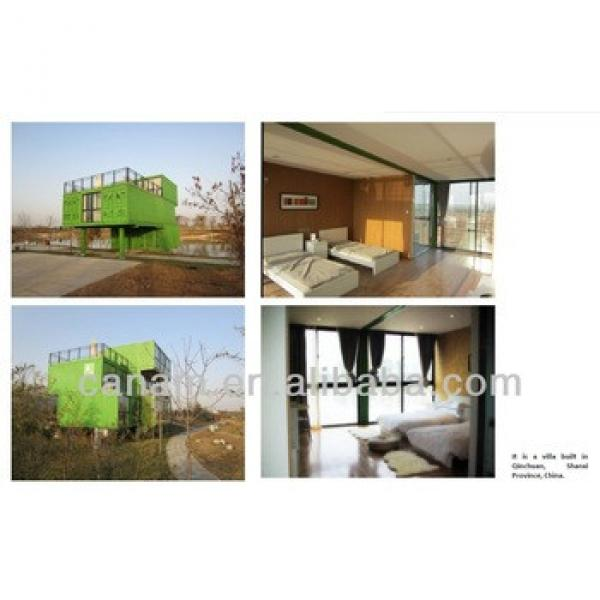 container house furnished design #1 image