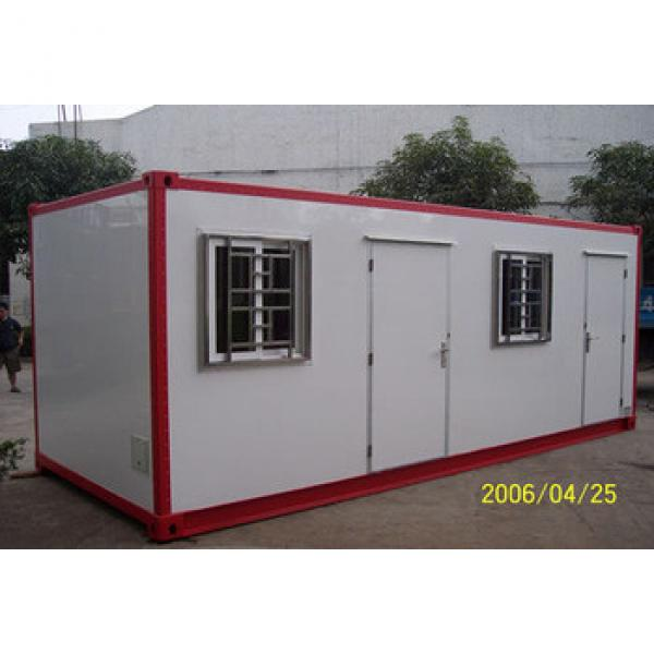 CANAM- High quality flat pack container house for sale #1 image