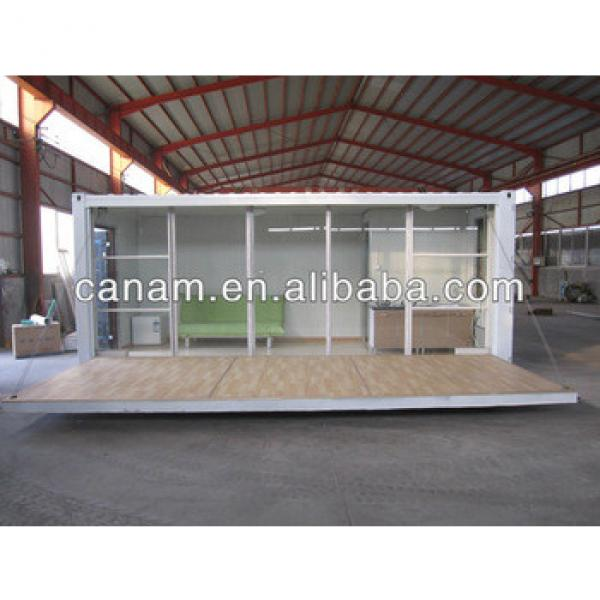 CANAM- high quality 20' container house #1 image