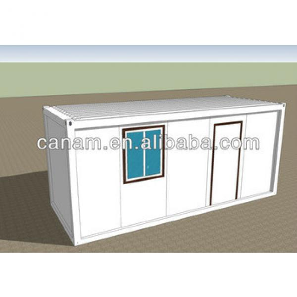 CANAM- self-made 20 ft container home #1 image