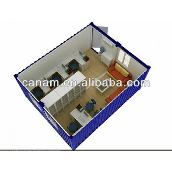 CANAM- container office with Office furniture #1 image