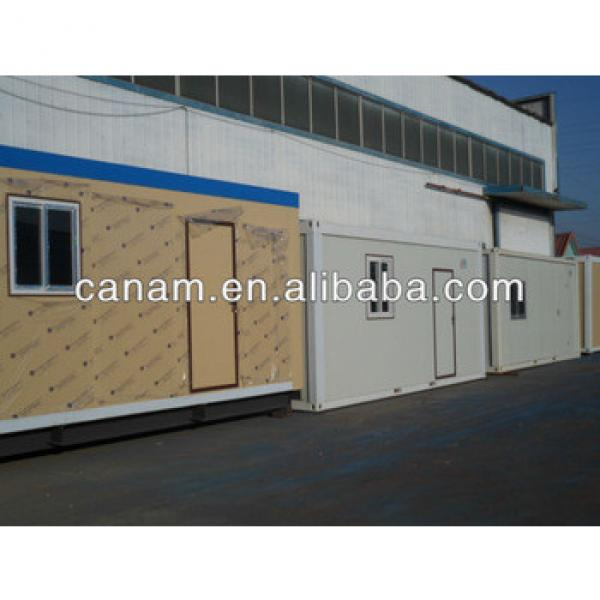 canam- Prompt delivery shipping container kit house #1 image