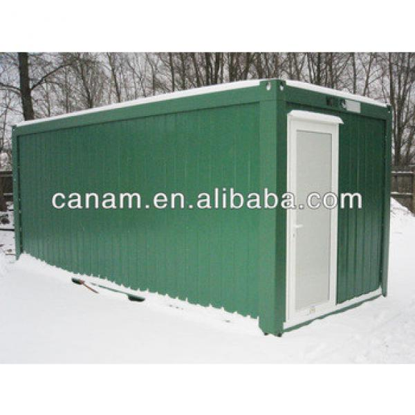 CANAM- Metal frame building container home #1 image
