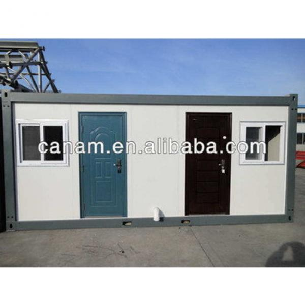 CANAM- new type steel container house #1 image