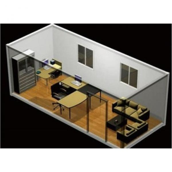 CANAM- mobile container house layout #1 image