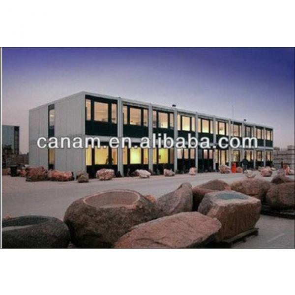 CANAM- assembled Sandwich panel container dorm #1 image