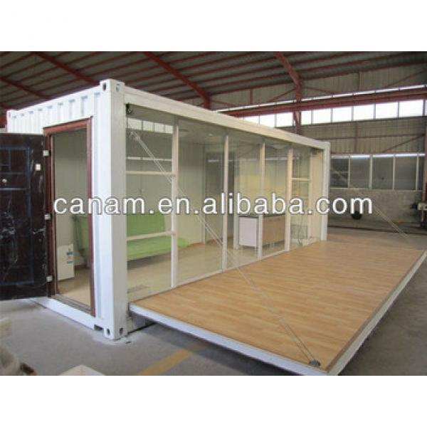 CANAM- modified 20 feet container house with furniture #1 image