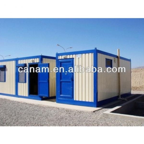 CANAM- steel frame mobile toilet #1 image