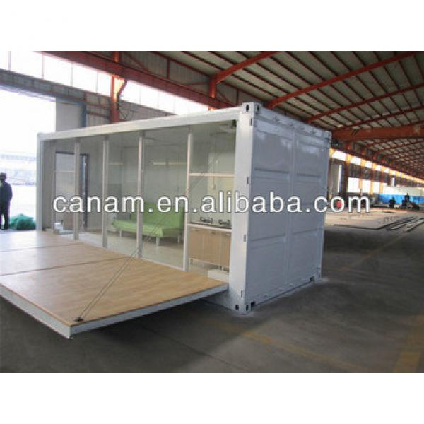 CANAM- silding door prefab container house #1 image
