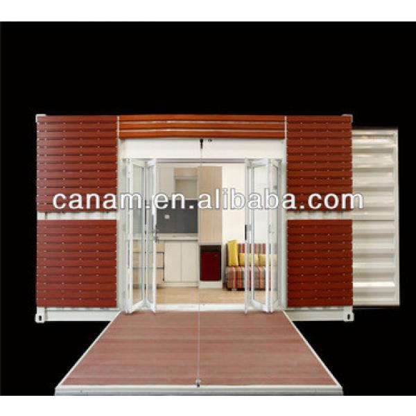 CANAM- automatic door prefab container house #1 image