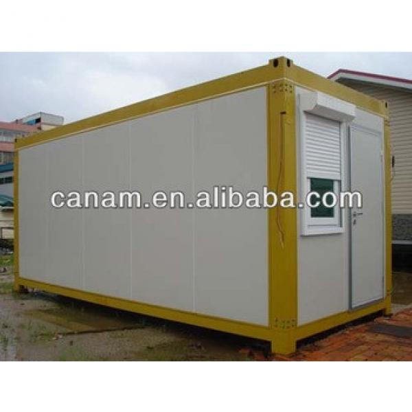 CANAM-container house with security door #1 image