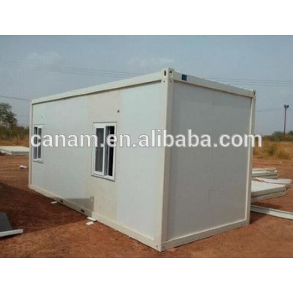 Canam- caseismatic prefab container living room #1 image