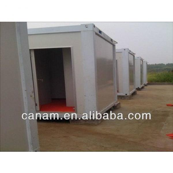 CANAM- stackable container house #1 image