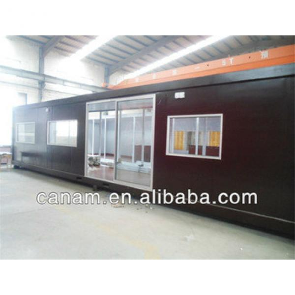 CANAM- Fiber glass container house #1 image