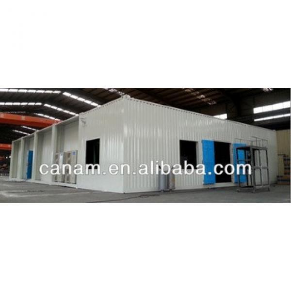 CANAM- container apartment building #1 image