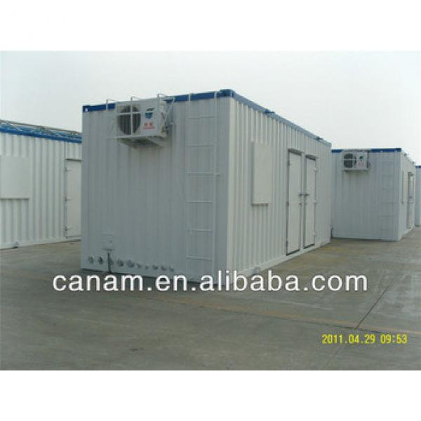 canam-portable flatpack office container #1 image