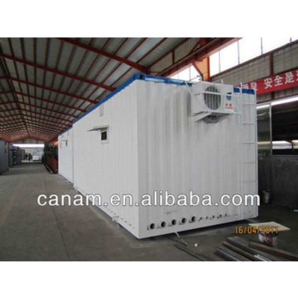 canam-portable container house #1 image