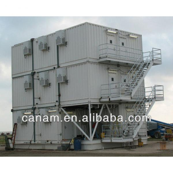 CANAM- folded 20 ft container house #1 image