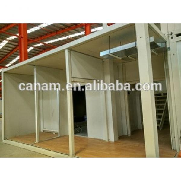 Low cost green mobile modular house for office in project #1 image