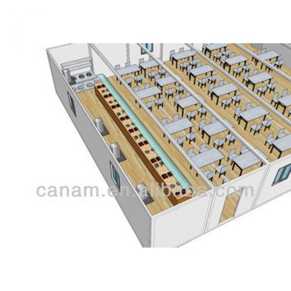 container house design to be restaurant #1 image