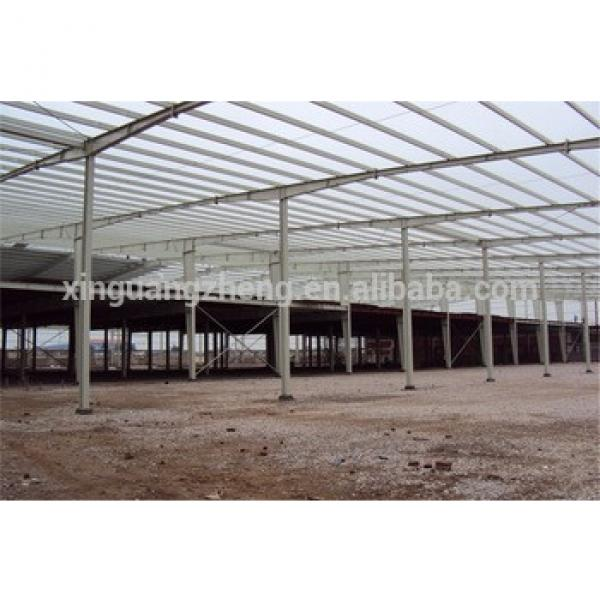 industrial steel structures barn chinese steel building warehouse construction #1 image