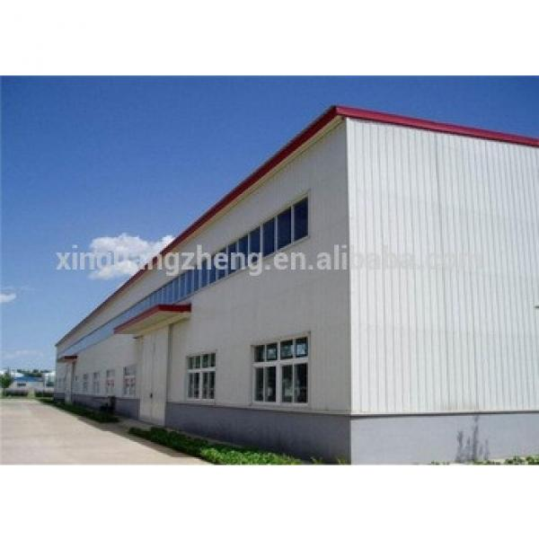 steel structure Clothing Factory warehouse #1 image