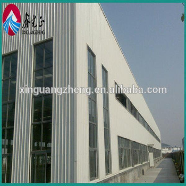 large span cheaper chinese steel building #1 image
