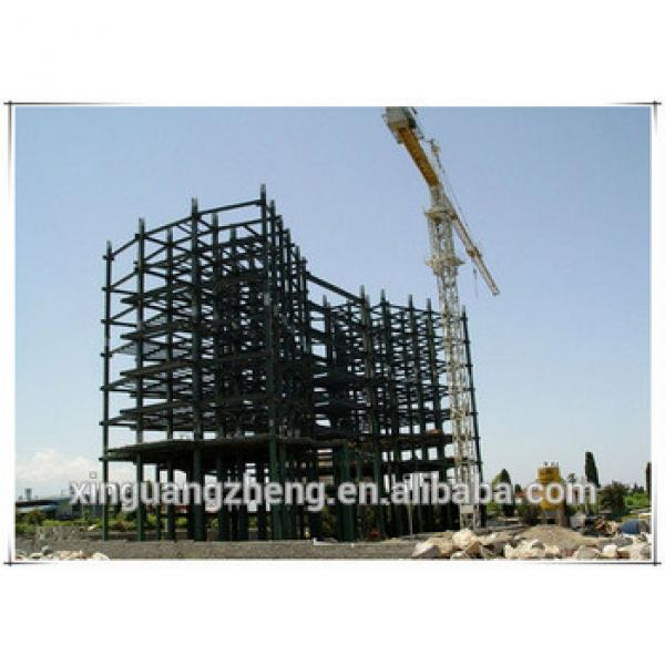 Chinese high-rise steel structure plant/factory/workshop #1 image