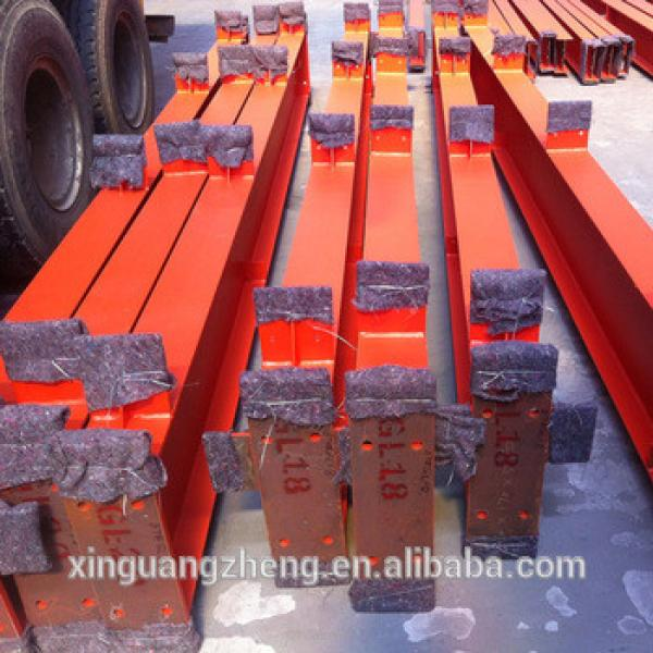 Prefabricated warehouse and workshop welded steel parts #1 image