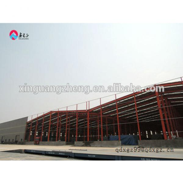 construction large span prefabricated steel structures industrial steel building #1 image