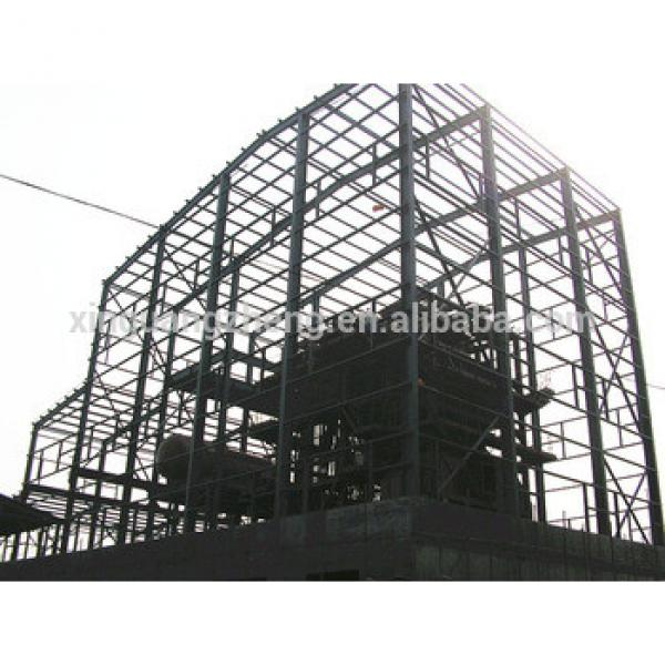 china light steel structure prefabricated building 16 ton bridge crane used by steel structure workshop #1 image