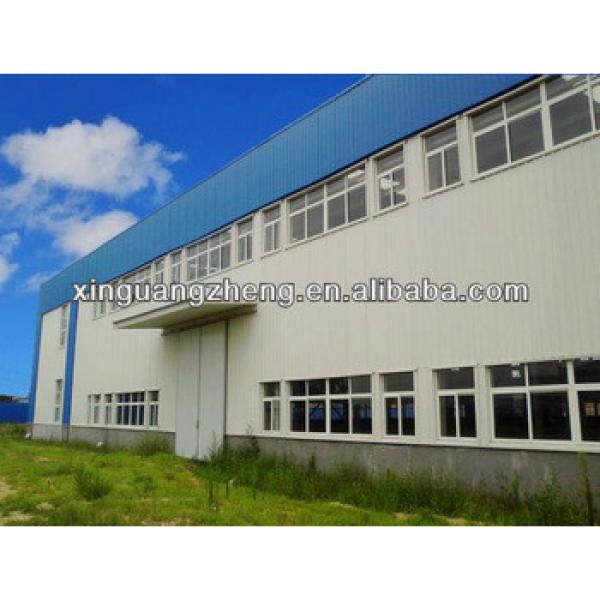 light steel structure warehouse #1 image