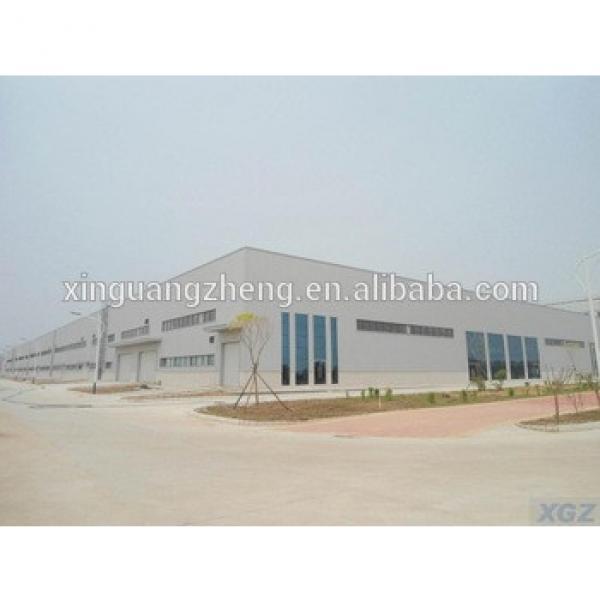 CE certification steel structure building design manufacture workshop warehouse #1 image