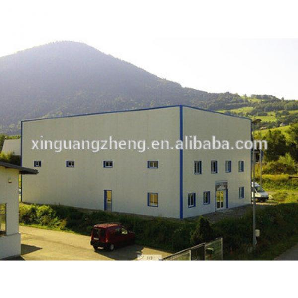 Low Cost Quick Build Prefabricated Steel Structure Warehouse for Sale #1 image