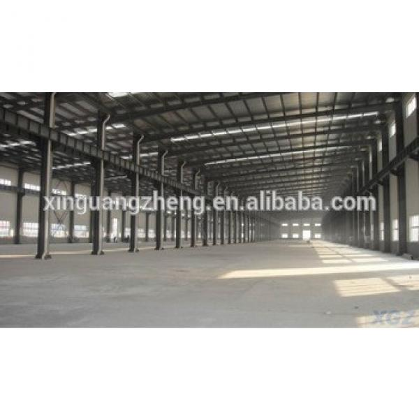 Roof Framing Steel Structure Warehouse #1 image