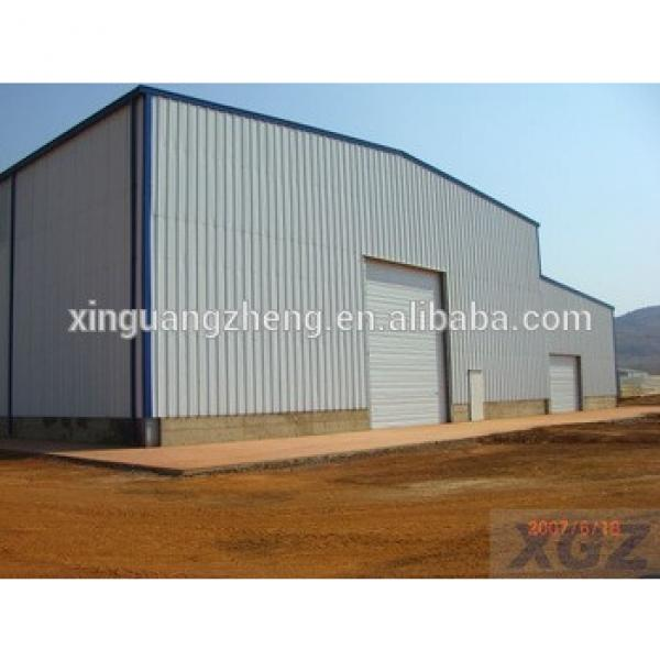 2017 prefabricated steel structure warehouse #1 image