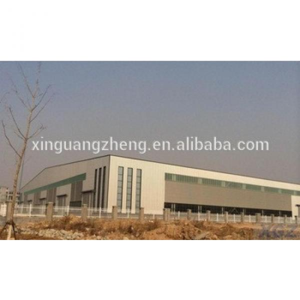 Qingdao manufacturer hot sale prefabricated steel structure warehouse #1 image