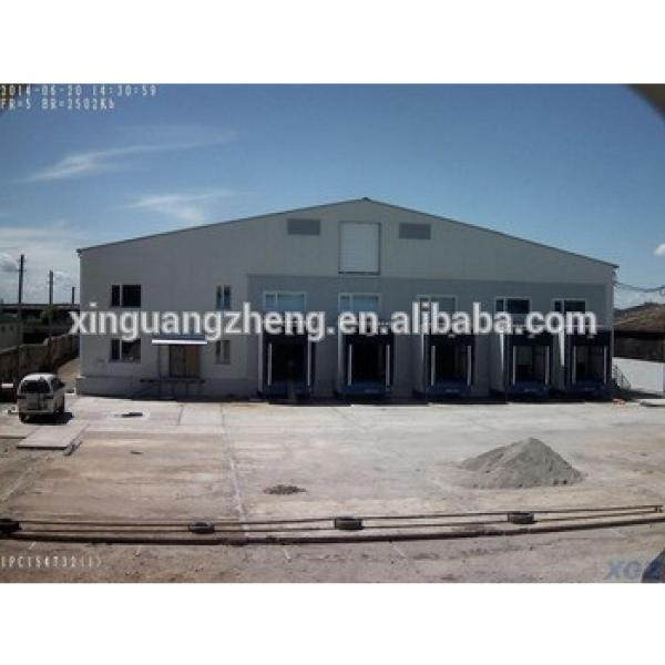 2017 High Quality prefabricated steel structure warehouse #1 image