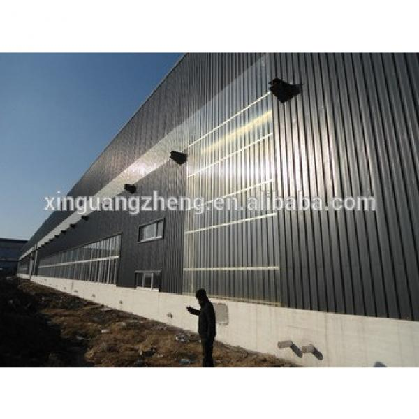 High quality and lowest price steel structure warehouse #1 image